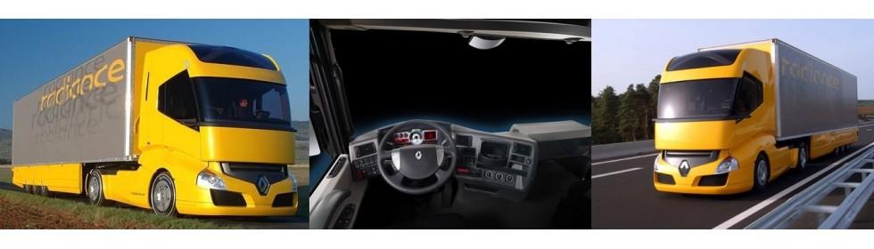 Renault Kamyon Çıkma Parça