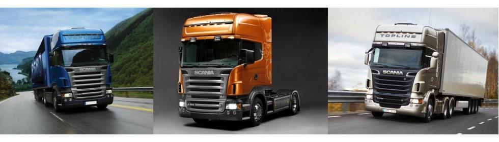 Scania Çıkma Parça