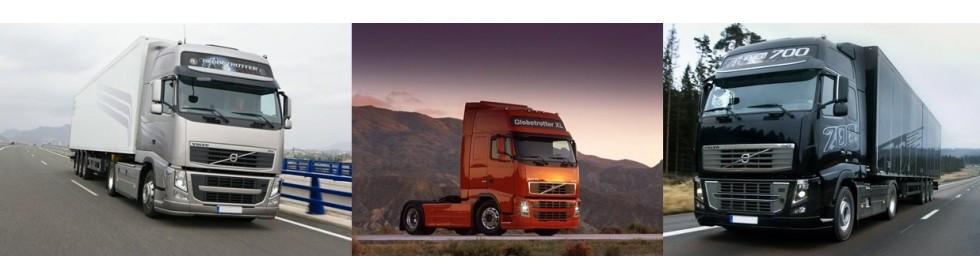 Volvo Kamyon Çıkma Parça